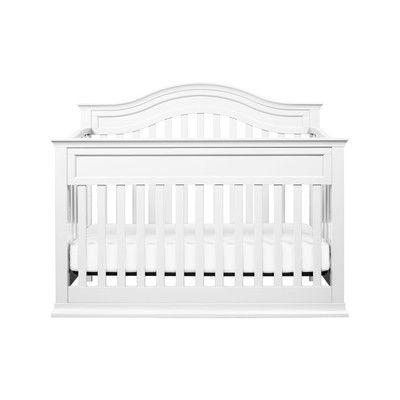 DaVinci Brook 4-in-1 Convertible Crib Finish: White Finish
