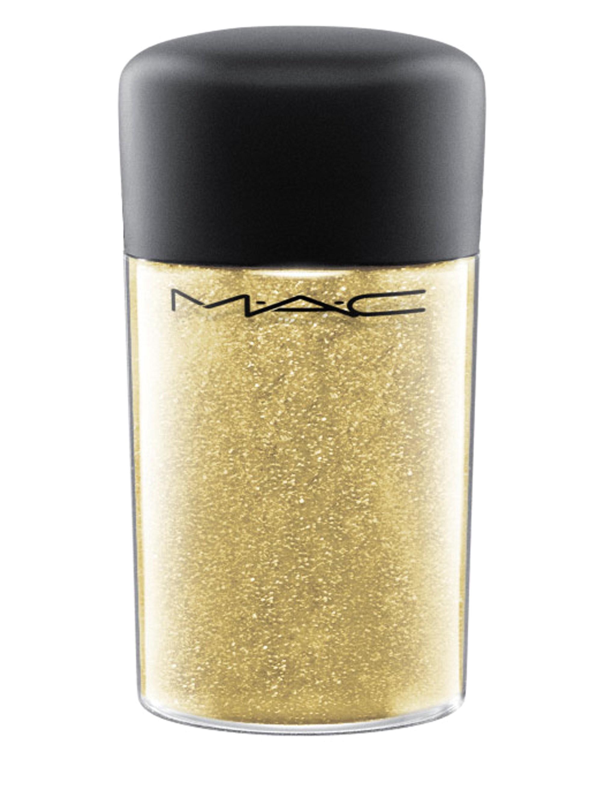 Mac Cosmetics Galactic Glitter & Gloss Yellow Gold