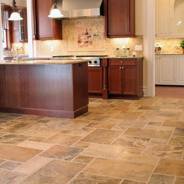New Kitchen Flooring Ideas: Kitchen Flooring, Kitchen Floor Tile