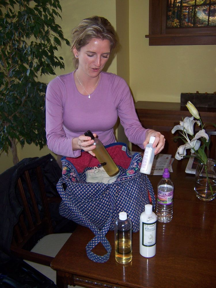 Sarah Longacre Sarah The Doula adds Daily Essentials