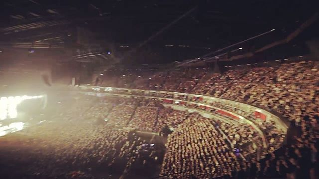 Cologne 🇩🇪 Thanks for coming out! We had a blast! #SoldOutShow #revradtour #revolutionradiotour #greenday #greendayconcert