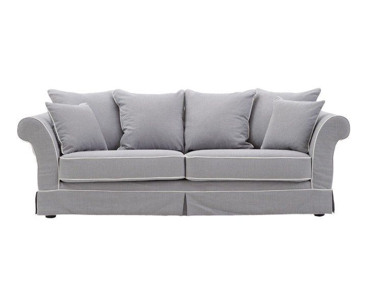 hussen sofa florida landhaus stil einrichtung more2home pinterest sofa haus und wohnzimmer. Black Bedroom Furniture Sets. Home Design Ideas