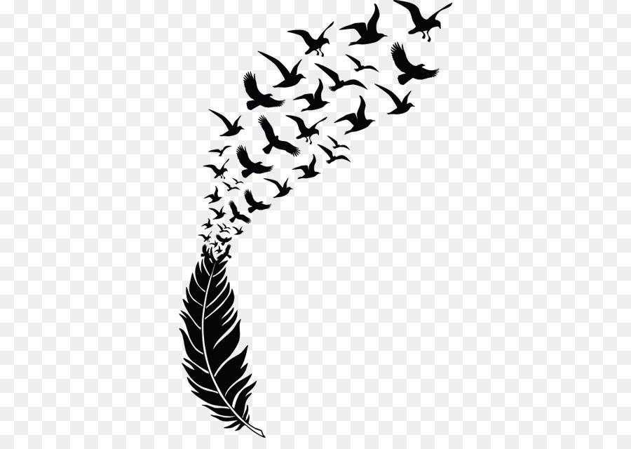 الطيور ريشة رحلة الطيور صورة بابوا نيو غينيا Wolf Tattoos Home Decor Decals Home Decor
