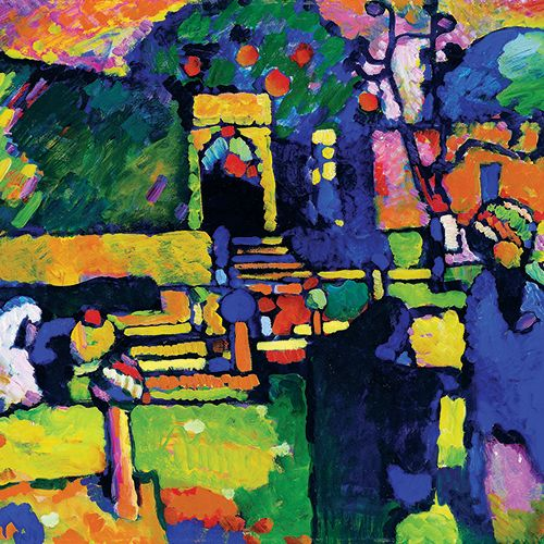 Montreal Museum Of Fine Arts Van Gogh To Kandinsky Kandinsky Kandinsky Art Art