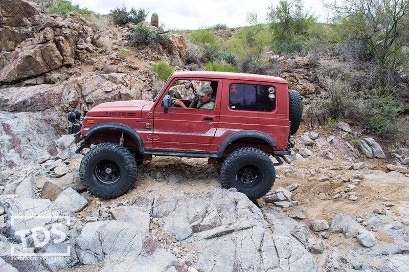 Red Suzuki Samurai Tin Top Suzuki Samurai Suzuki Jimny Suzuki