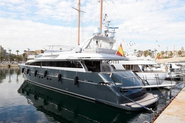 Diseño barco Cantieri Navali Lavagna (CNL) Diseño Interior