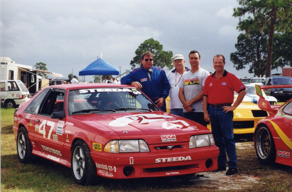 Steeda's Fox Body Race Cars (@steedaautosport)