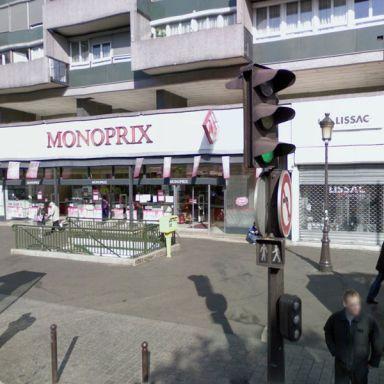 Monoprix Crimee 119 Avenue De Flandre 75019 Paris 01 40 35 32 14 Magasin Paris Monoprix Lissac