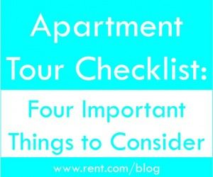 4 Important Things to Consider When Choosing An Apartment - Girly Schtuff | Girly Schtuff