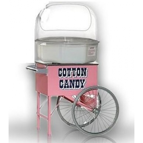 Nostalgic And Attention Getting This Beautiful Cart Adds Excitement And Fun To Any Cotton Candy Operatio Candy Cart Cotton Candy Machine Cotton Candy Machines