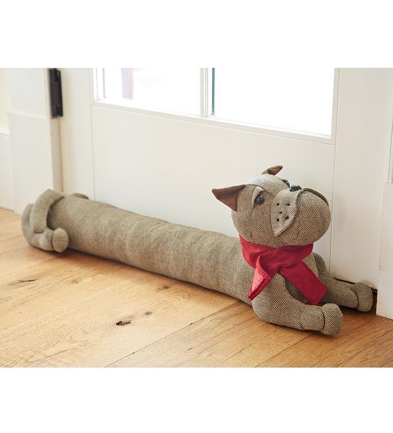 Burlete perro dog draftstopper topes para puertas y for Puerta para perros