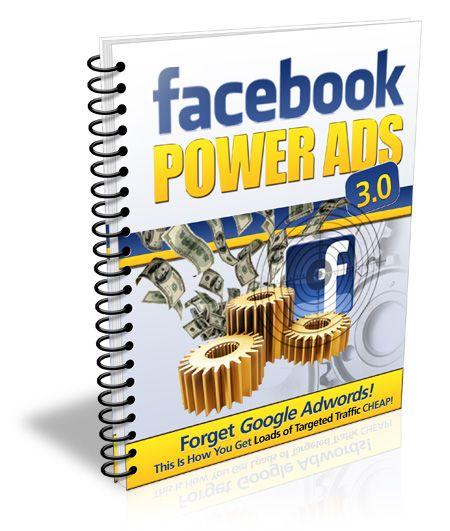 Facebook Power Ads 3.0 - Viral eBook