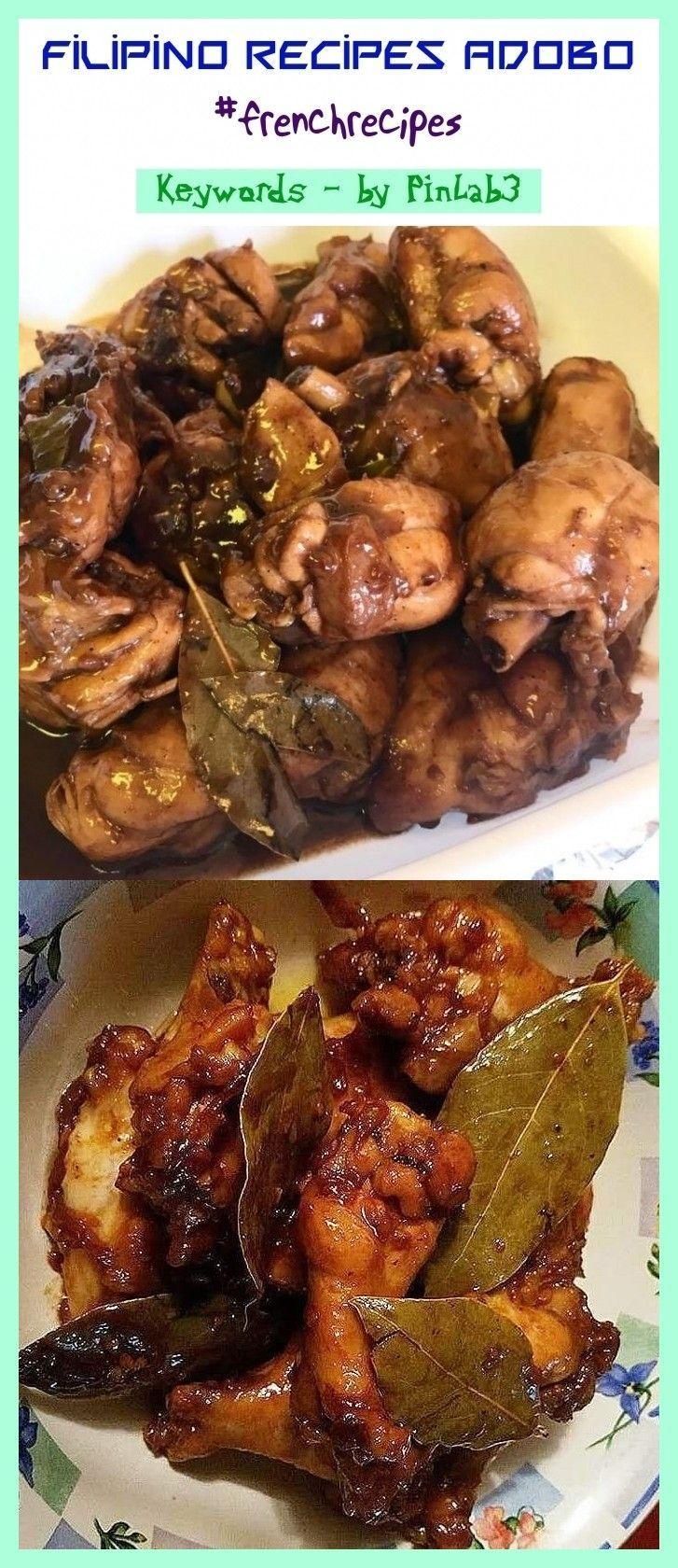 Filipino recipes adobo Philippinische Rezepte Adobo  recettes philippines adobo  recetas filipinas adobo  filipino recipes authentic filipino recipes easy filipino recipe...
