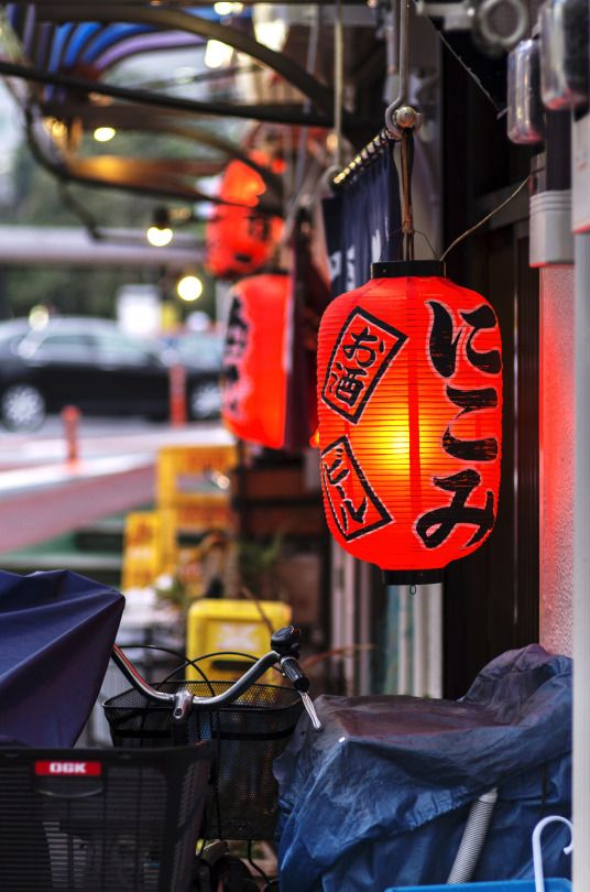 Kagurazaka, the shank of the evening. by xperiane (Extremely busy) on Flickr.