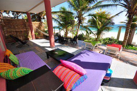 Villa Sian Kaan Tulum Beach Mexico