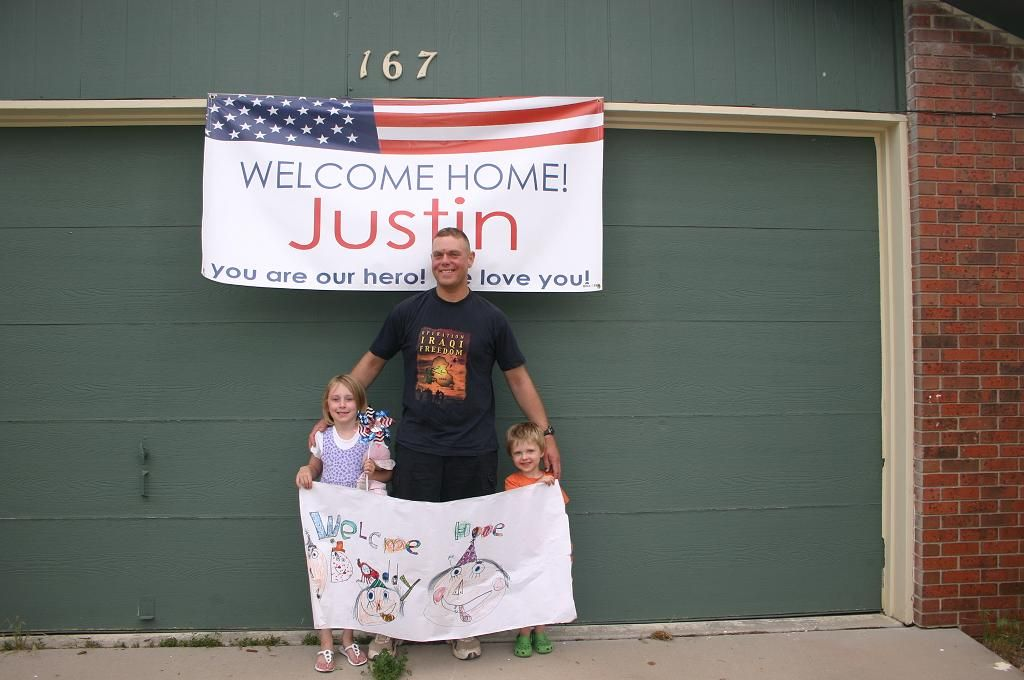 Military welcome home banners for Military welcome home party decorations