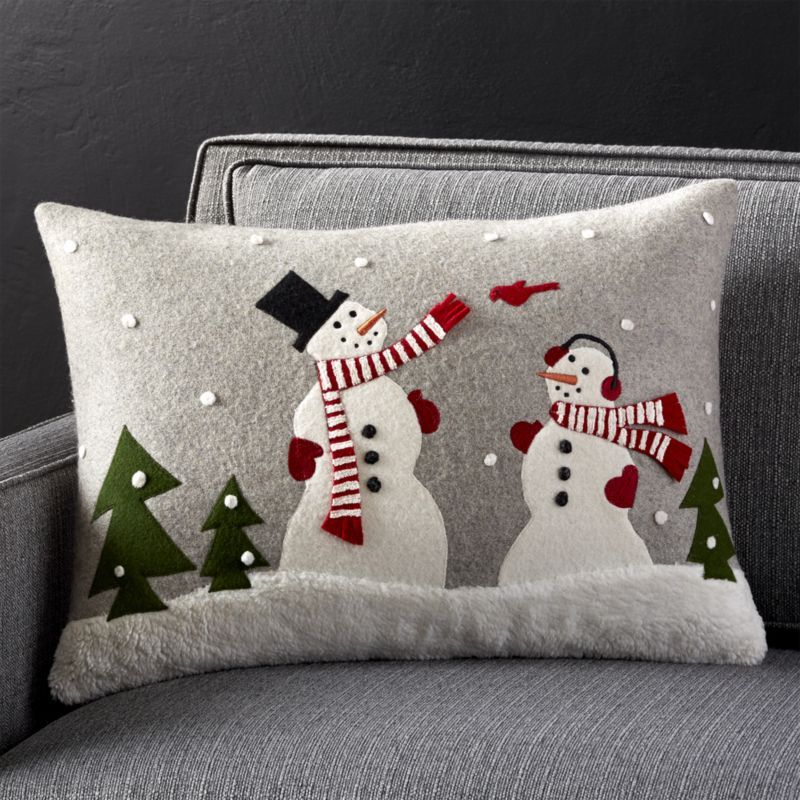 Awesome Christmas Pillows Part - 10: Pinterest