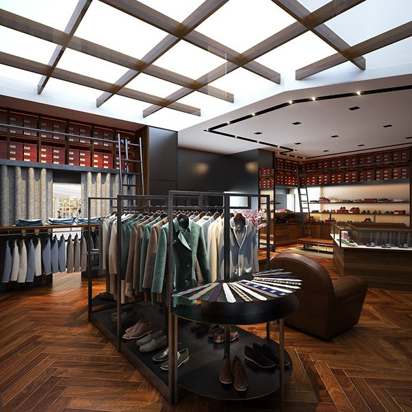 The Armoury Shop , Hong Kong On Behance In 2020