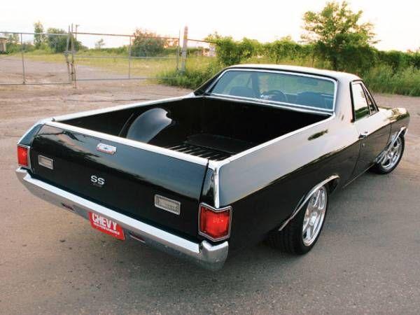 1969 Chevrolet El Camino Pictures Cargurus Chevrolet El