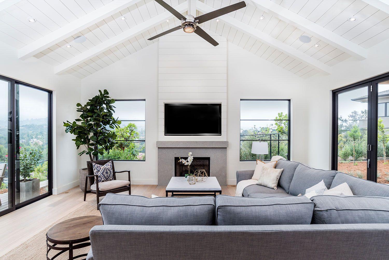 Natural Elements In A California Home Horizontal Squared U