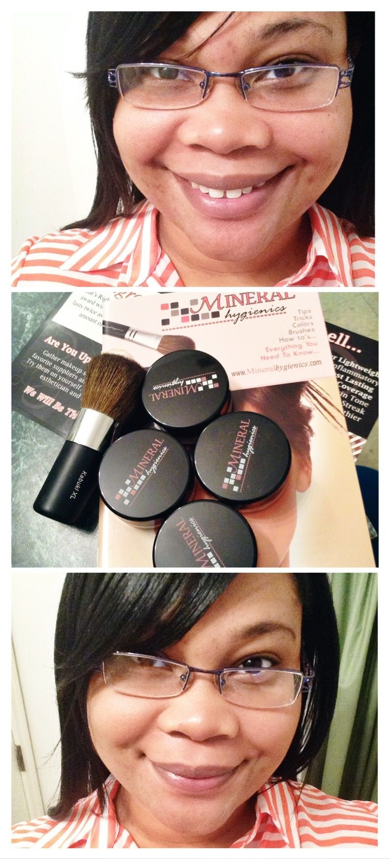 Are you a Mineral makeup fan? Before today I disliked all mineral makeup because I