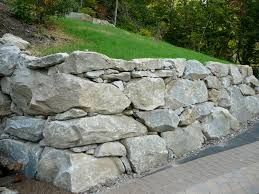 Image Result For Blast Rock Retaining Wall Boulder Retaining Wall Landscaping With Boulders Bouldering