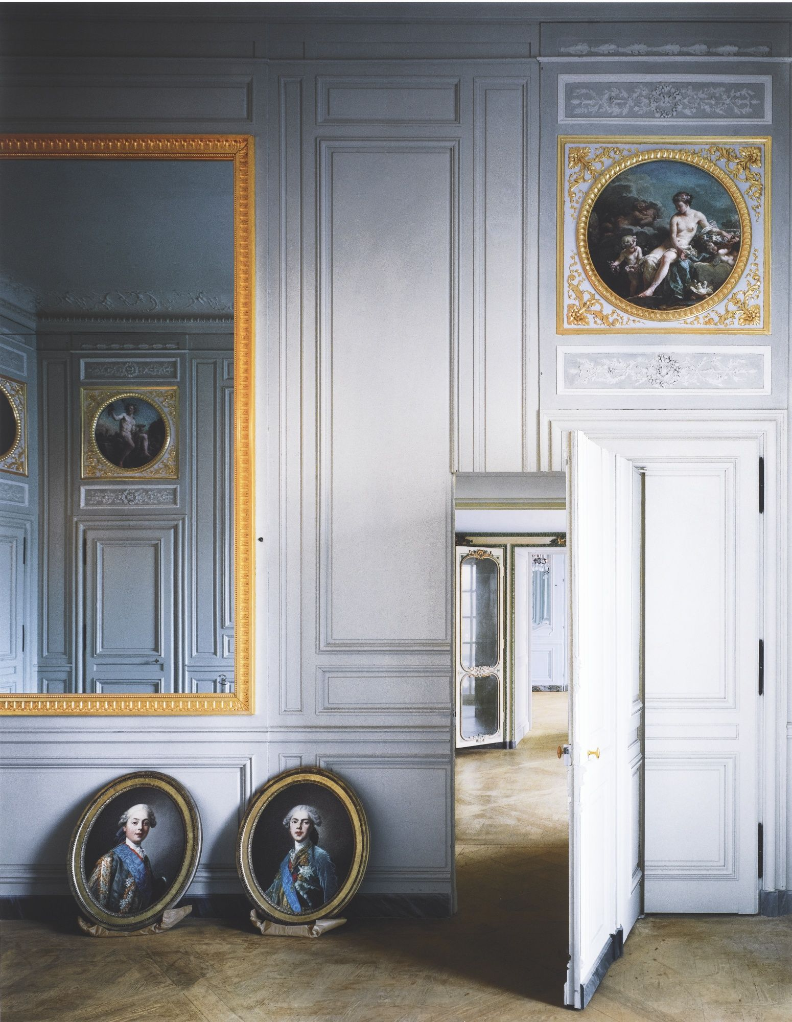 Robert polidori 39 cabinet interieur de madame adelaide for Interieur french