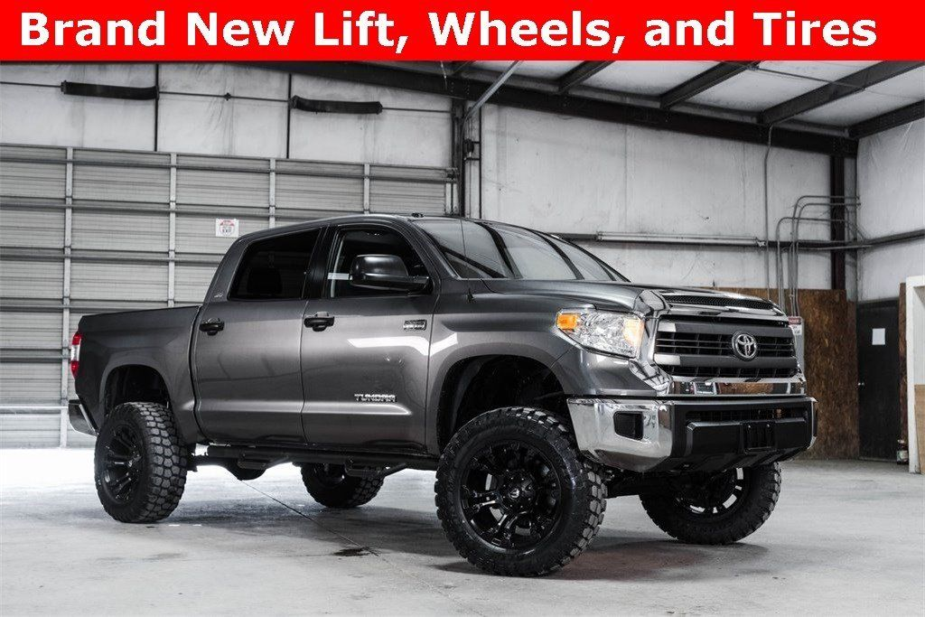 Cars for Sale Used 2015 Toyota Tundra in 4x4 CrewMax SR5