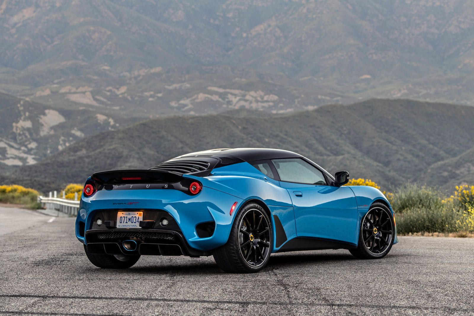 The 2020 Lotus Evora Gt Gets Its Rear Seat Back And 6 Extra Hp With Images Car Performance Cars Lotus