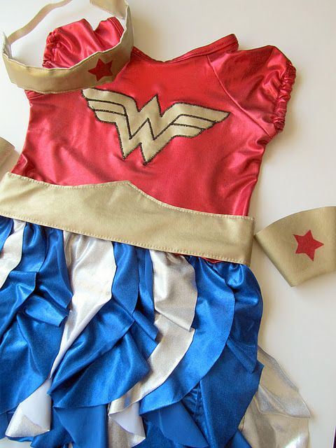 Little Girl Wonder Woman Costume  Projects  Costumes For -2106