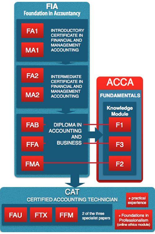 ACCA FIA Qualification | ACCA Books PDF | Accounting