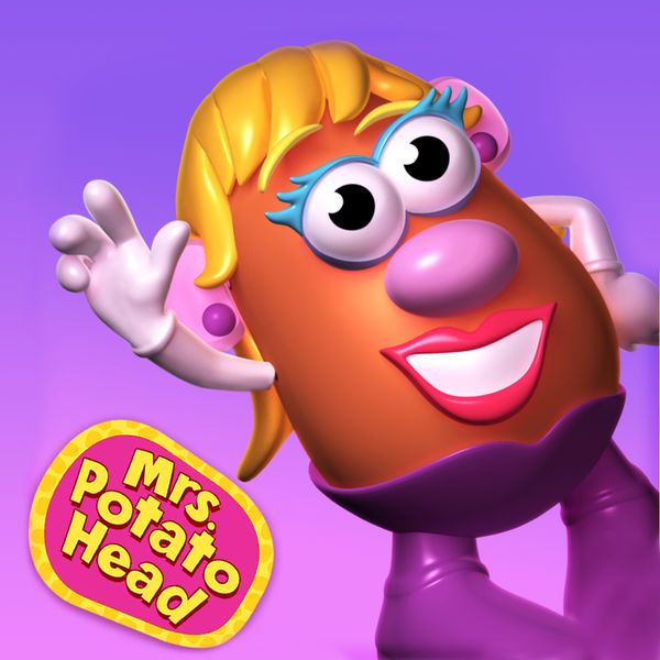 Image result for mrs potato head images free