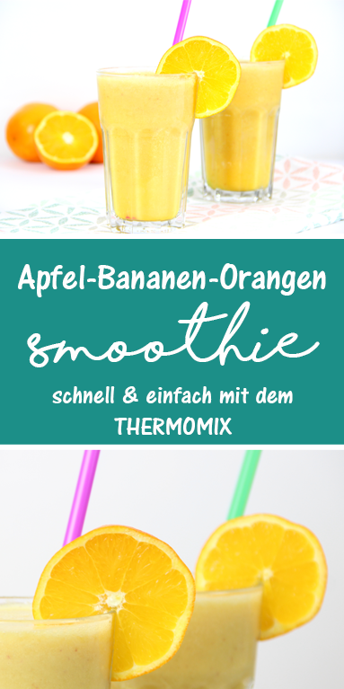 Apfel Bananen Orangen Smoothie Diehexenkuche De Thermomix Rezepte Rezept Thermomix Rezepte Orangen Smoothie Thermomix