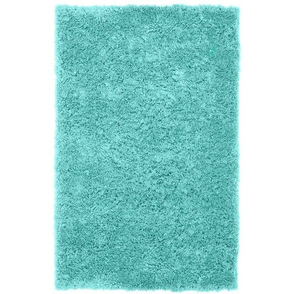 teen area rugs pb teen ultra plush rug 8x10 pool at pottery barn area rugs 527 liked on polyvore featuring home rugs blue synthetic area
