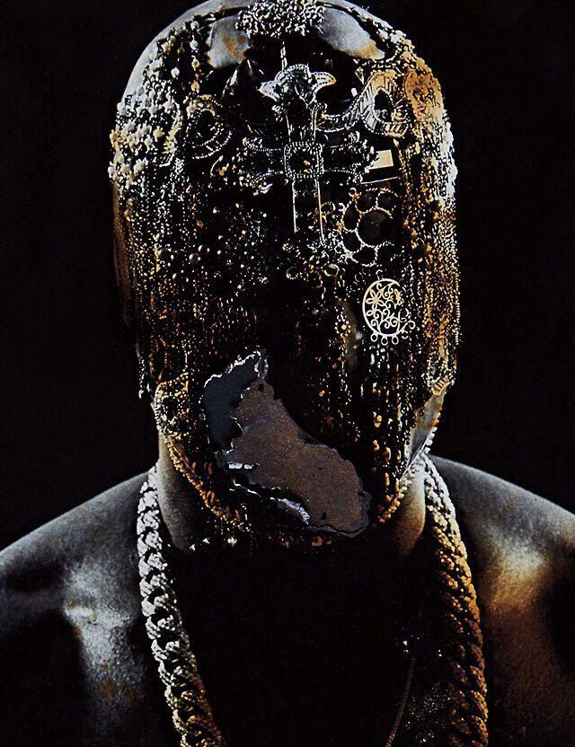 Maison Martin Margiela Mask Kanye West Margiela Mask Kanye West