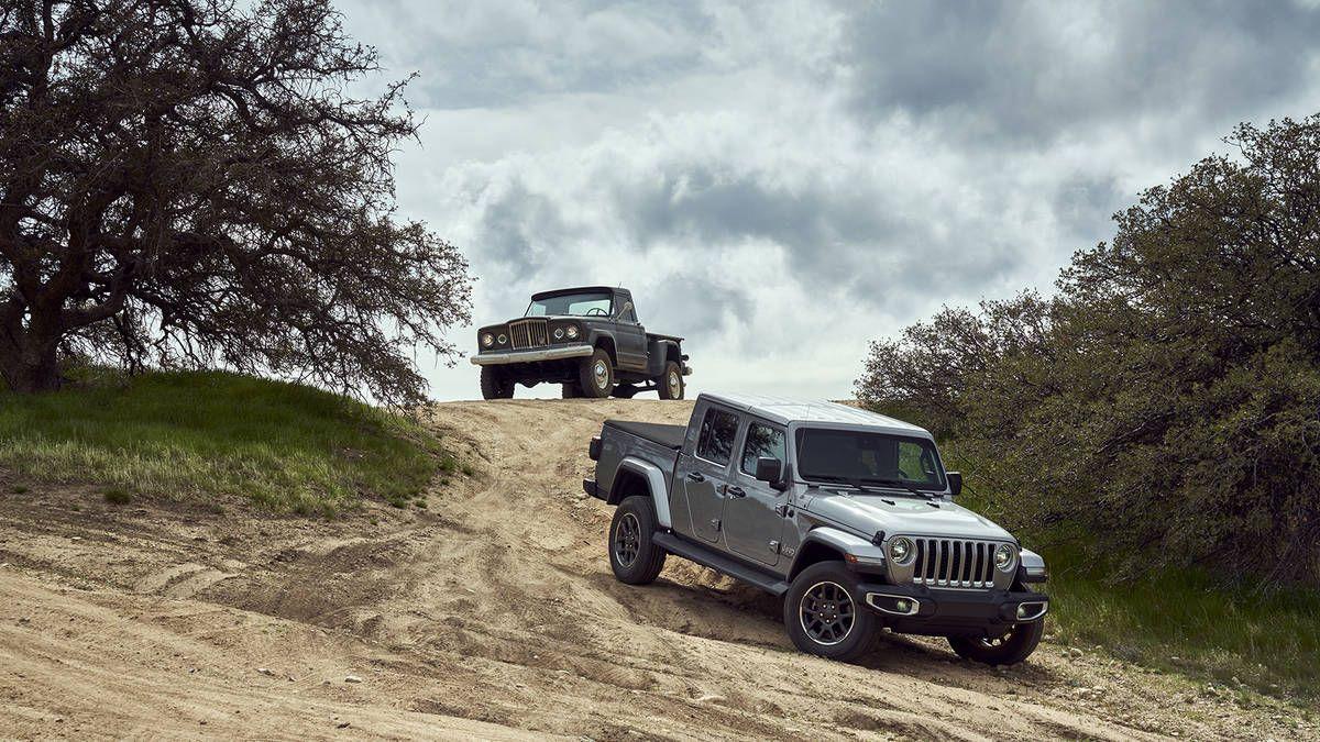 2020 Jeep Gladiator Overland Wants vs needs Autoweek