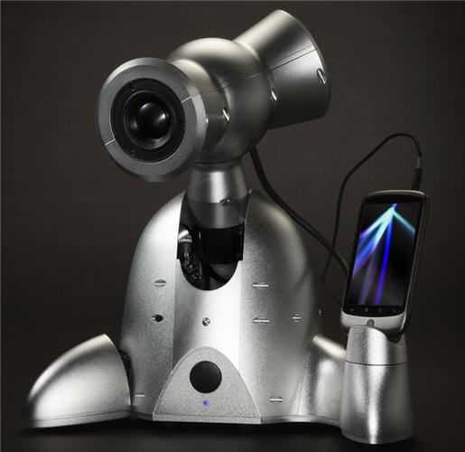 Georgia Tech researchers create musical robot companion