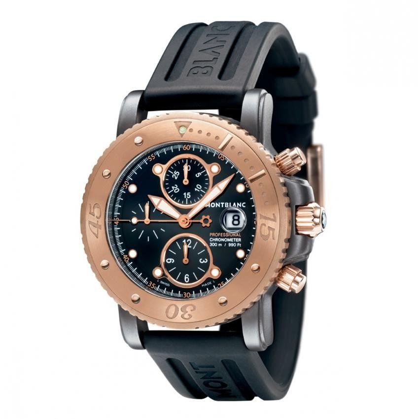 Reloj Montblanc Sport Chronograph Tantalum