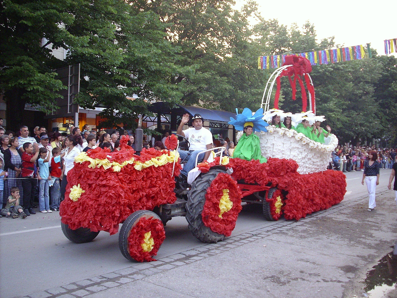 Karneval cveća, 2009. godina.