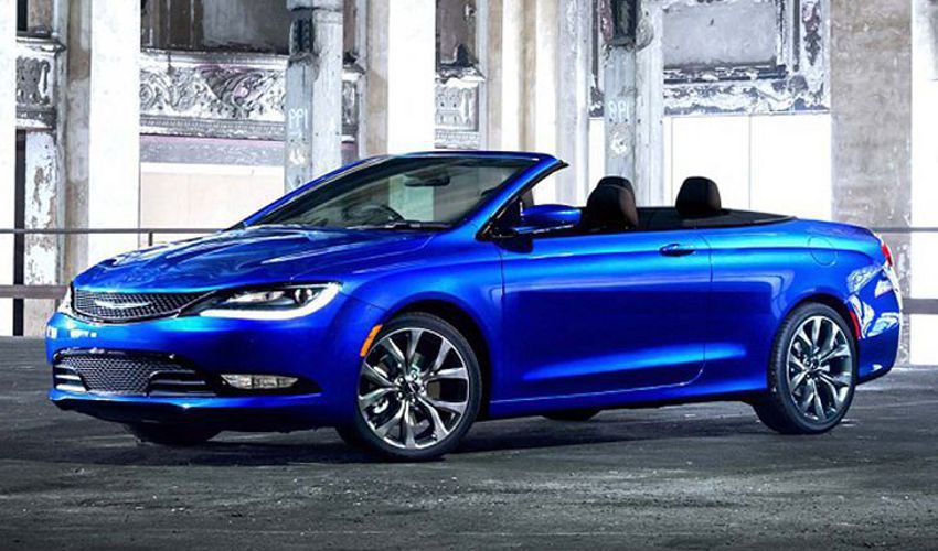 2018 Chrysler 200 Convertible Price Specs Release Date And