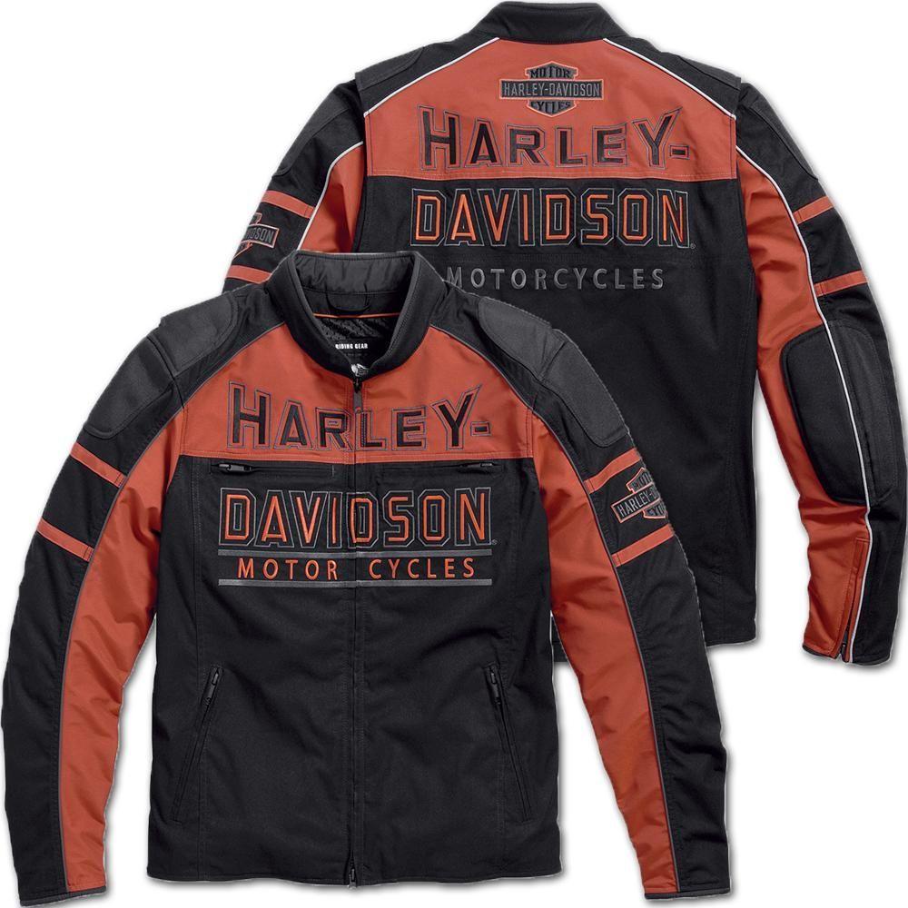 HarleyDavidson® Men's Gastone Riding Jacket