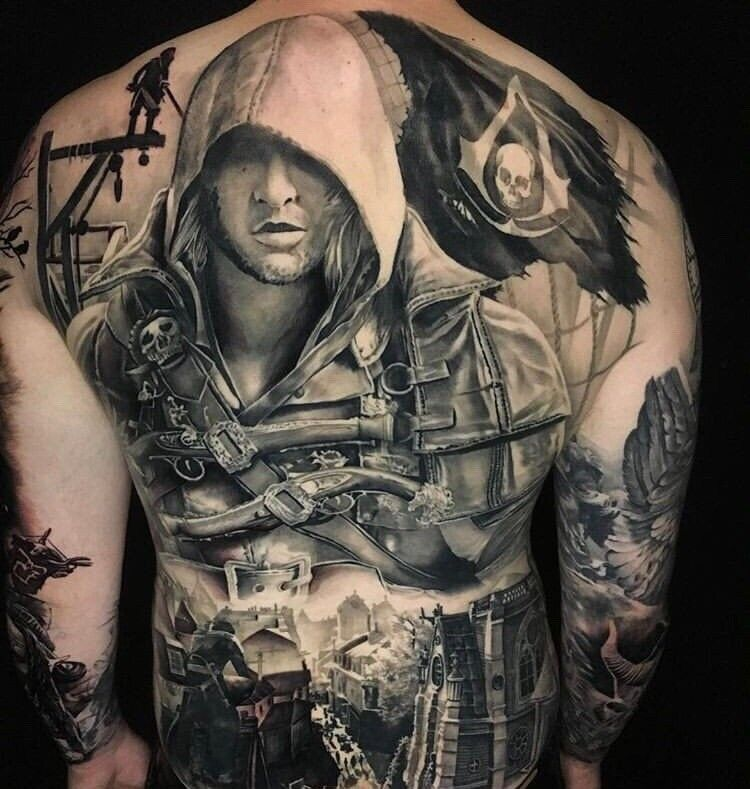 Pin by demon joker on crypto tattoos portrait tattoo
