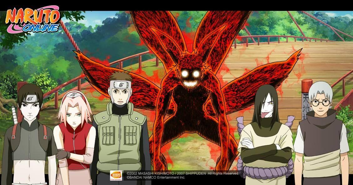 Naruto Online Game Naruto Naruto Games Naruto Wallpaper