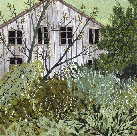 The Overgrown Garden by Becca Stadtlatter