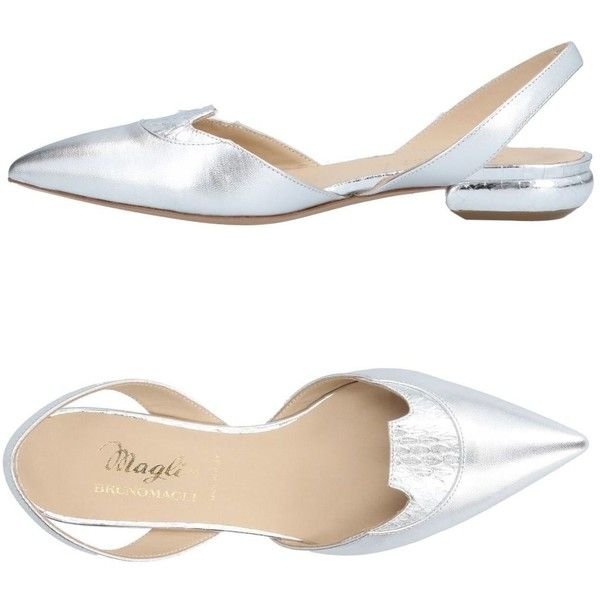 Designer Clothes, Shoes & Bags for Women | SSENSE. Magli By Bruno Magli Ballet  Flats ...