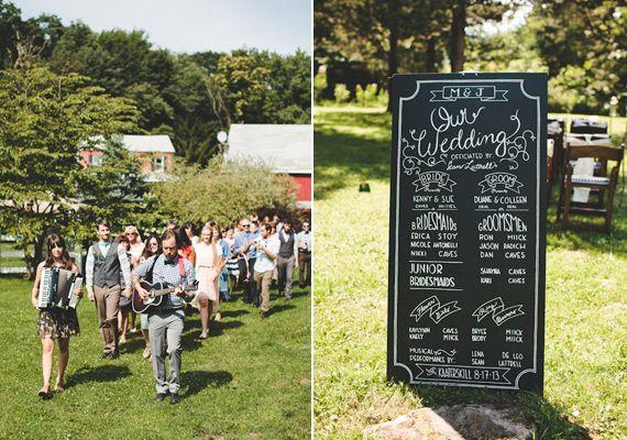 Upstate New York camp themed wedding | Photo by Tin Sparrow Studio ...