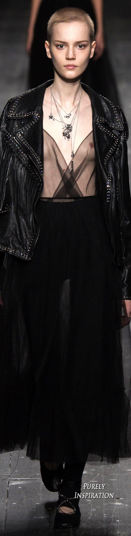 Valentino FW2016 Women's Fashion RTW   Purely Inspiration