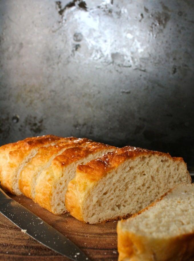 Easy Gluten Free French Bread Recipe Gluten Free French Bread Gluten Free Recipes Bread Best Gluten Free Bread