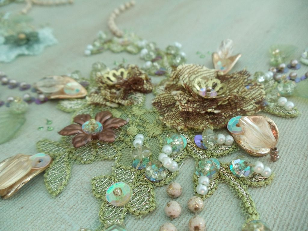 Embroidery detail | Flickr - Photo Sharing!