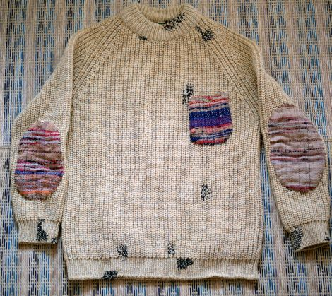 Sakiori Doryman Sweater